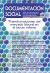 TRANSFORMACIONES DEL MERCADO LABORAL EN EL TERCER MILENIO