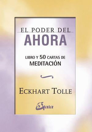 EL PODER DEL AHORA. LIBRO Y 50 CARTAS DE MEDITACIÓN