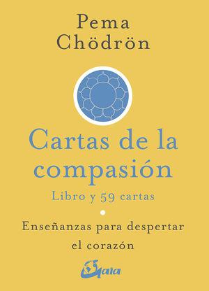 CARTAS DE LA COMPASIÓN. LIBRO Y 59 CARTAS