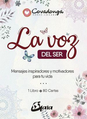 LA VOZ DEL SER. 1 LIBRO + 80 CARTAS