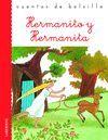 HERMANITO Y HERMANITA - CUENTOS DE BOLSILLO