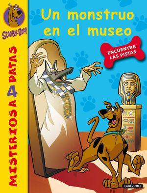 UN MONSTRUO EN EL MUSEO - SCOOBY-DOO! MISTERIOS A CUATRO PATAS N.35