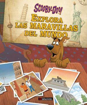 SCOOBY-DOO EXPLORA LAS MARAVILLAS DEL MUNDO