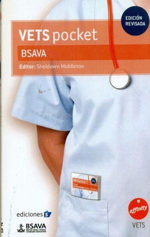 VESTS POCKET: BSAVA