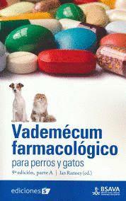 VADEMÉCUM FARMACOLÓGICO PARA PERROS Y GATOS