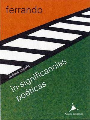 IN-SIGNIFICANCIAS POɐTICAS