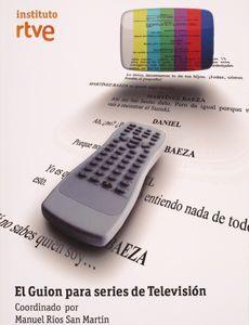 EL GUIÓN PARA SERIES DE TELEVISIÓN