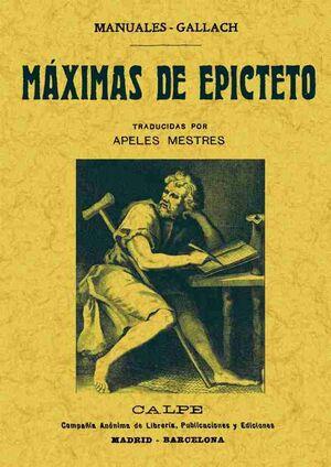 MAXIMAS DE EPICTETO