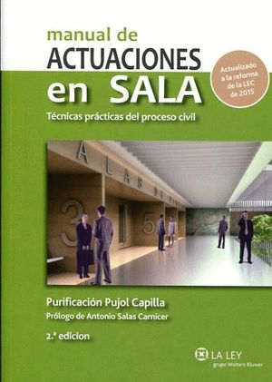 MANUAL DE ACTUACIONES EN SALA