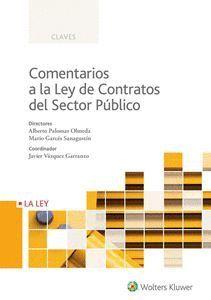 COMENTARIOS A LA LEY DE CONTRATOS DEL SECTOR PÚBLICO