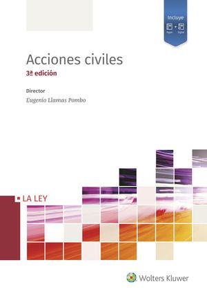 PACK ACCIONES CIVILES (4 VOLS)