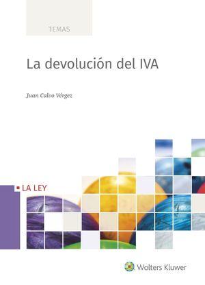 LA DEVOLUCIÓN DEL IVA