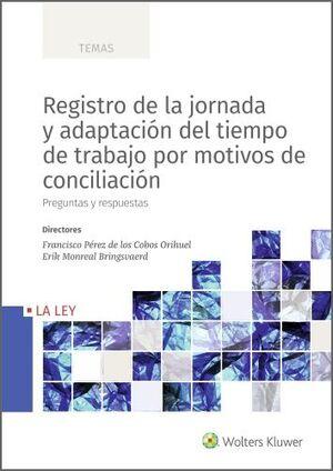 REGISTRO DE LA JORNADA Y ADAPTACIÓN DEL TIEMPO DE TRABAJO POR MOT