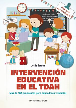 INTERVENCION EDUCATIVA EN EL TDAH