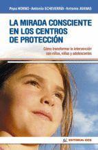LA MIRADA CONSCIENTE EN LOS CENTROS DE PROTECCION