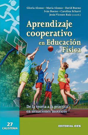 APRENDIZAJE COOPERATIVO EN EDUCACION FISICA