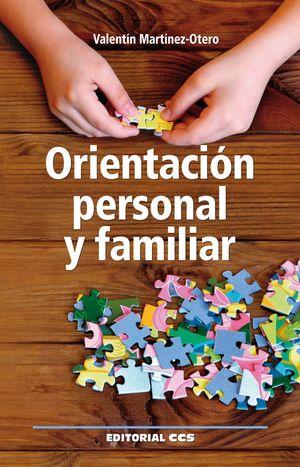 ORIENTACION PERSONAL Y FAMILIAR