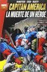 CAPITAN AMERICA - LA MUERTE DE UN HEROE