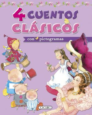 4 CUENTOS CLASICOS CON PICTOGRAMAS