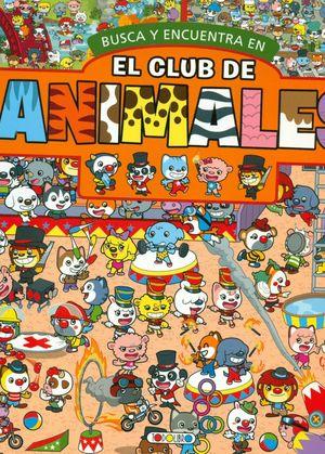 EL CLUB DE LOS ANIMALES (NARANJA)