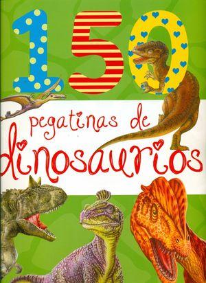 150 PEGATINAS DE DINOSAURIOS (2)