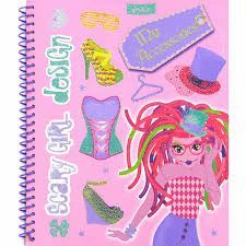 DESIGN MY ACCESSORIES. SCARY GIRL