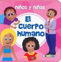 NIÑOS Y NIÑAS. EL CUERPO HUMANO