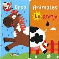 CREA ANIMALES DE LA GRANJA