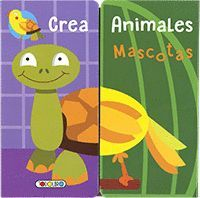 CREA ANIMALES. MASCOTAS