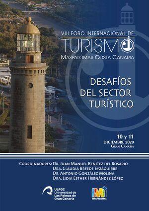VIII FORO INTERNACIONAL DE TURISMO MASPALOMAS COSTA CANARIA (TARJETA USB)