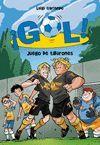 JUEGO DE TIBURONES - ¡GOL! 27
