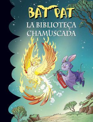 LA BIBLIOTECA CHAMUSCADA -  BAT PAT 41