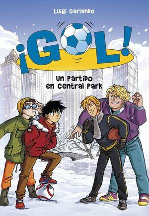 UN PARTIDO EN CENTRAL PARK - GOL! 43