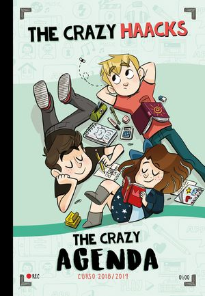 THE CRAZY AGENDA CURSO 2018-2019 - THE CRAZY HAACKS