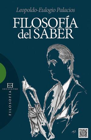 FILOSOFÍA DEL SABER