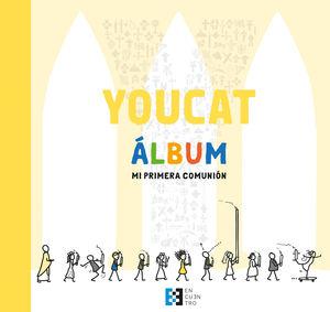 YOUCAT ALBUM MI PRIMERA COMUNION