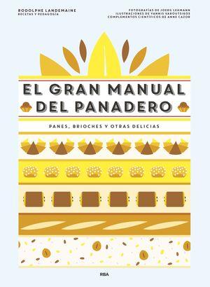 EL GRAN MANUAL DEL PANADERO