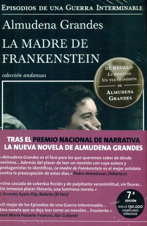 LA MADRE DE FRANKENSTEIN + LA VOLUNTAD