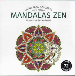 MANDALAS ZEN (72 LAMINAS EXTRAIBLES)
