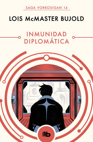 INMUNIDAD DIPLOMÁTICA. SAGA VORKOSIGAN 14