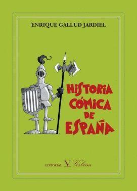 HISTORIA CÓMICA DE ESPAÑA