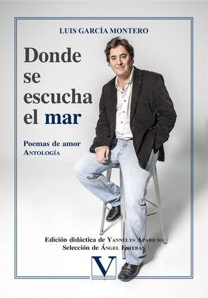 DONDE SE ESCUCHA EL MAR. POEMAS DE AMOR. ANTOLOGIA