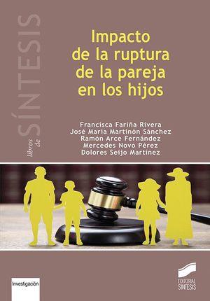 IMPACTO DE LA RUPTURA DE LA PAREJA EN LOS HIJOS