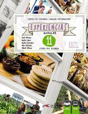 EXPERIENCIAS MODULAR 11 LIBRO DEL ALUMNO B2