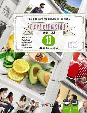 EXPERIENCIAS MODULAR 13 (B2). LIBRO DEL ALUMNO
