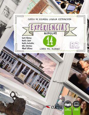EXPERIENCIAS 14 (B2). LIBRO DEL ALUMNO