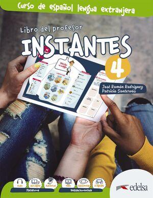 INSTANTES 4. LIBRO DEL PROFESOR