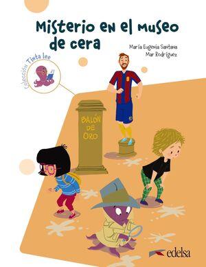 TINTA LEE. MISTERIO EN EL MUSEO DE CERA. SUBMARINO 2