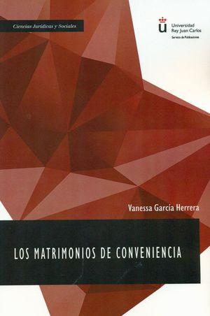 LOS MATRIMONIOS DE CONVENIENCIA