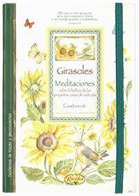 GIRASOLES. MEDITACIONES